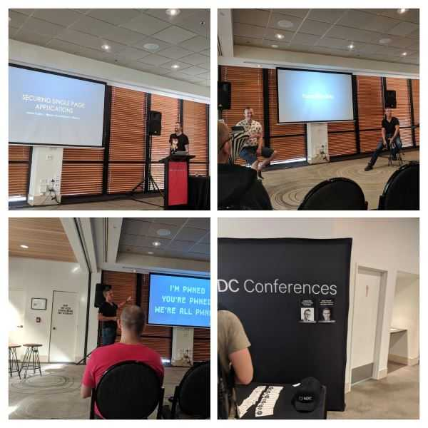 NDC Securtiy, 2018 - Conference